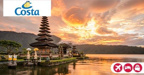 BALI, SINGAPORE, THAILAND AND CAMBODIA