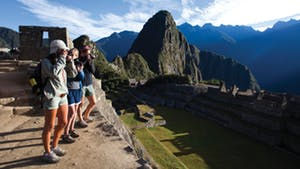 Nat Geo Peru Family Expedition