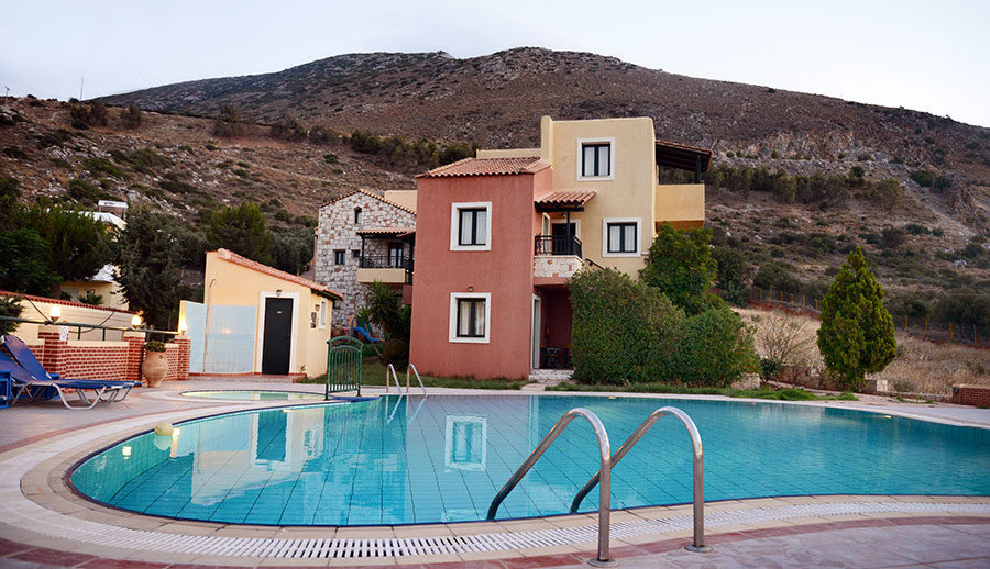 Petra Village Apartments