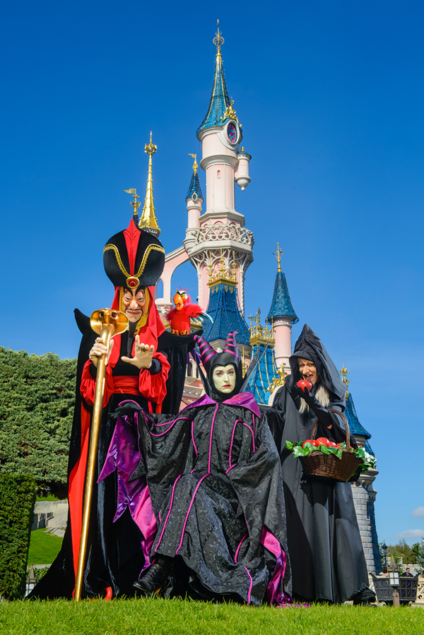 Magical Halloween Celebrations at Disneyland® Paris