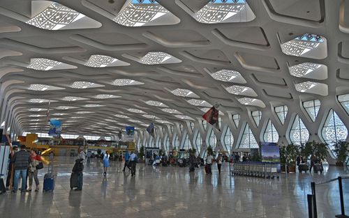 Return Flight from Marrakech