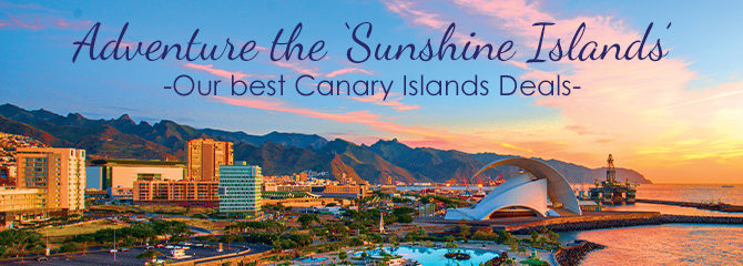 Cruise1st Canary Islands Cruises