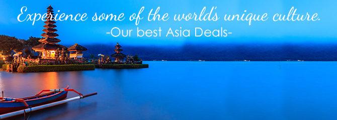 Cruise1st - Asia Cruises