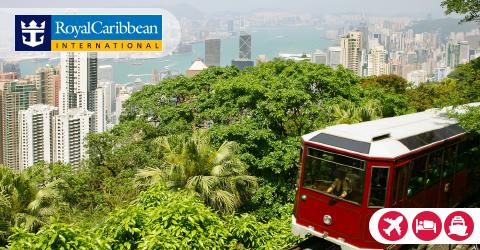 HONG KONG, THAILAND & VIETNAM