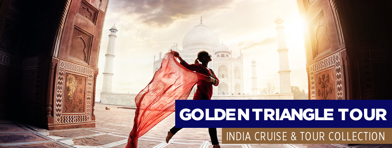 india golden triangle cruise and tour