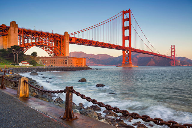 San Francisco Stay with California Coasts
