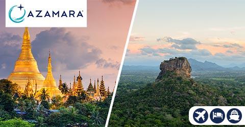 MYANMAR'S MYSTERIES & SRI LANKA TOUR