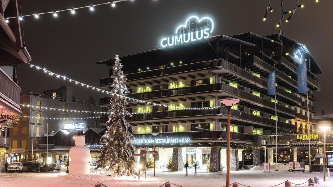 Cumulus Resort Rukahovi
