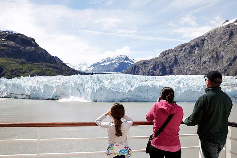 Glaciar Bay