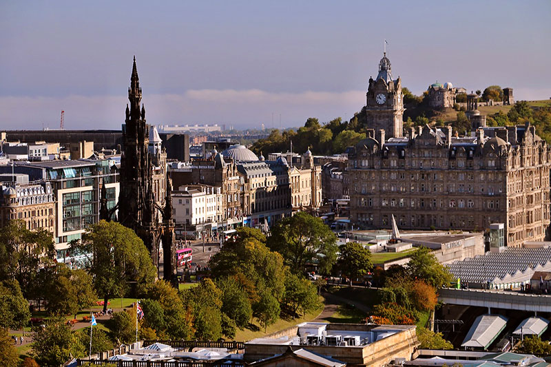 Edimburgo-Escócia