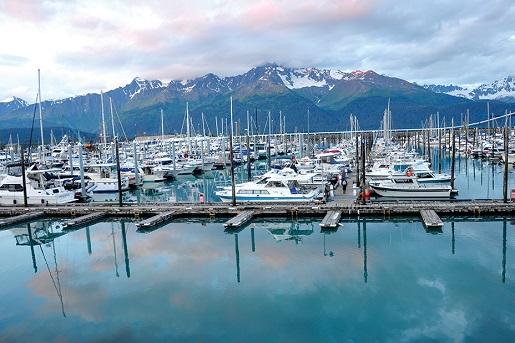 Alaska from Seward Fly-Cruise