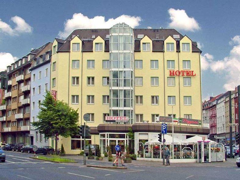 Hotel Residenz Dusseldorf 01