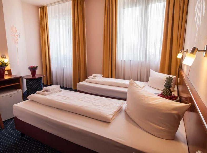Hotel Residenz Dusseldorf 04