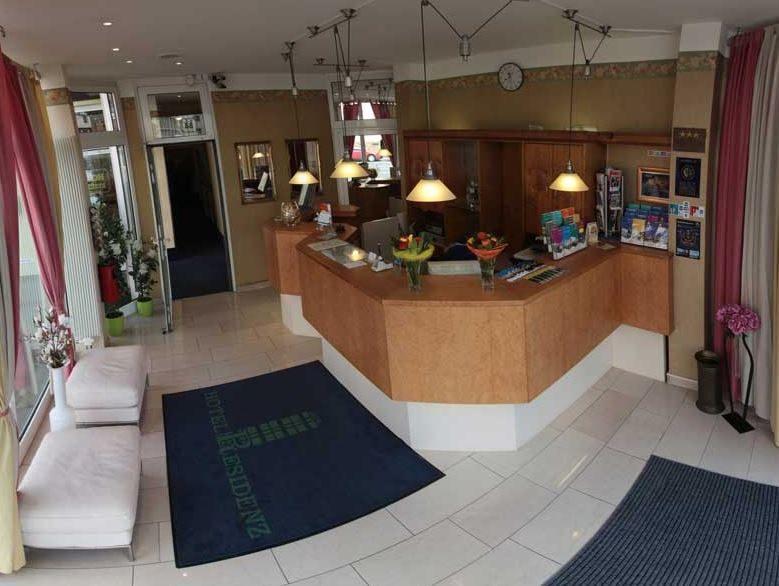 Hotel Residenz Dusseldorf 02