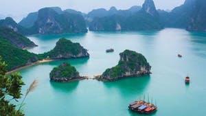 Nat Geo Vietnam and Cambodia Private Expedition