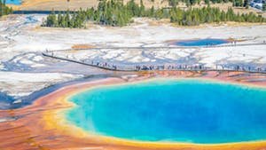 Nat Geo Yellowstone and Grand Teton National Parks Private Expedition