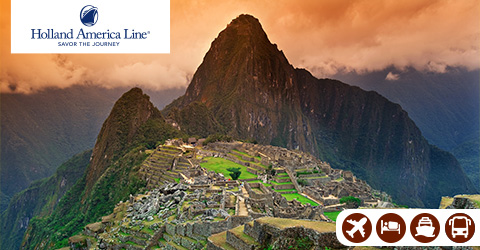 INCAN EMPIRES WITH MACHU PICCHU