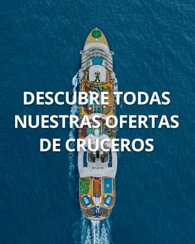 Ofertas de cruceros