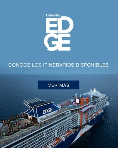 Crucero Celebrity Edge