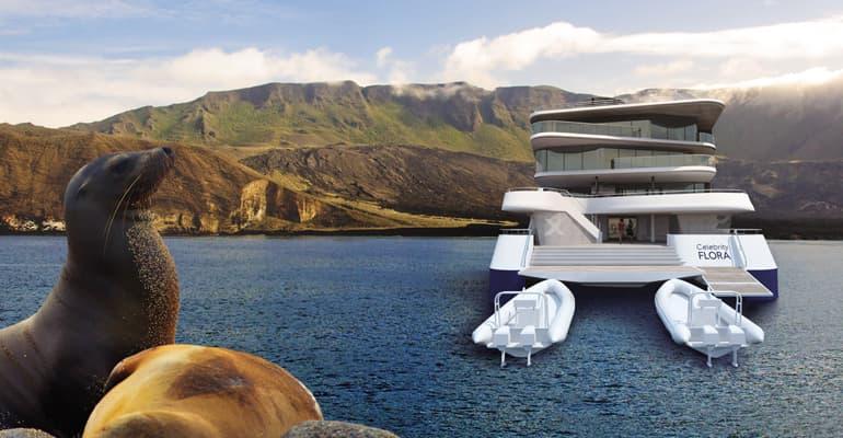 Crucero por Galápagos