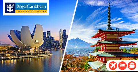 JAPAN TO SINGAPORE