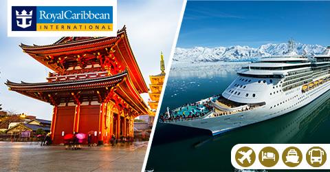 JAPAN TOUR & TOKYO TO SINGAPORE CRUISE