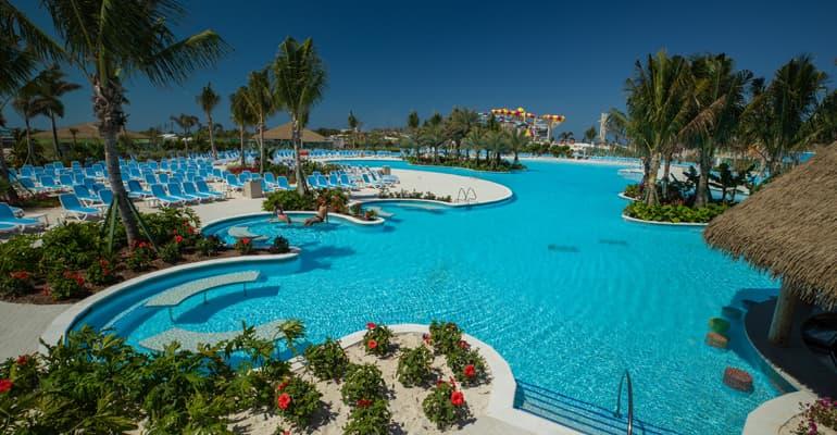 Oasis lagoon en Perfect day en Cococay