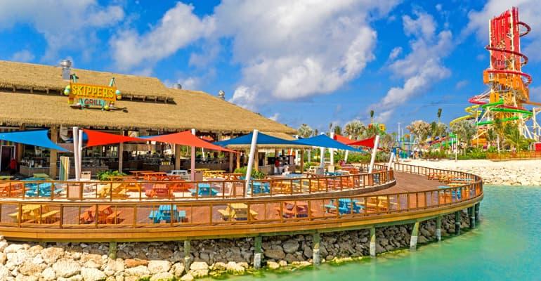 Isla privada de Royal Caribbean cococay