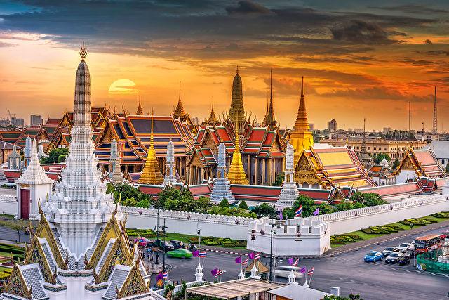 Exotic Vietnam & Thailand