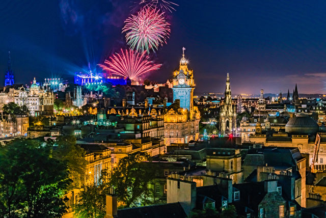 Scotland & the Edinburgh Military Tattoo