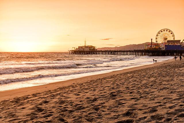 Baja Mexico from Long Beach