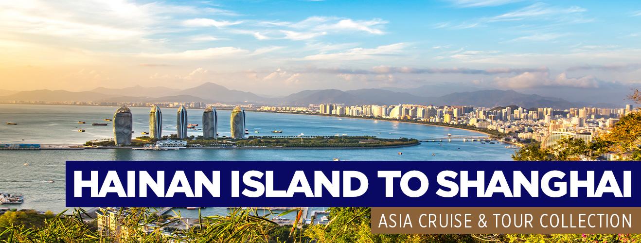 china cruise and tour