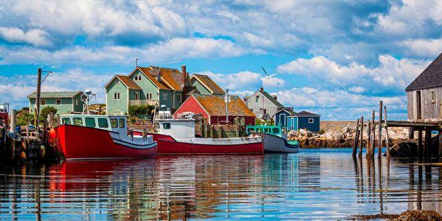 Atlantic Canada & USA in Autumn Splendour