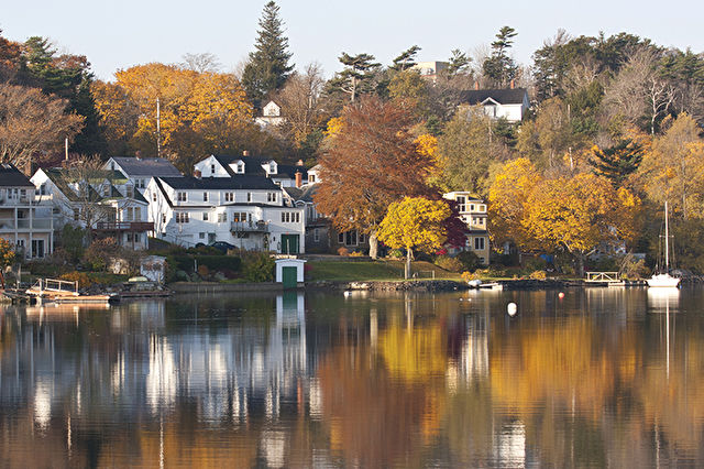 Transatlantic, New England and Canada