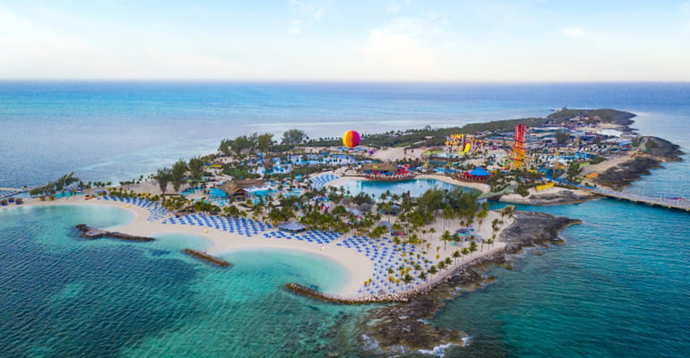 Perfect Day en Cococay