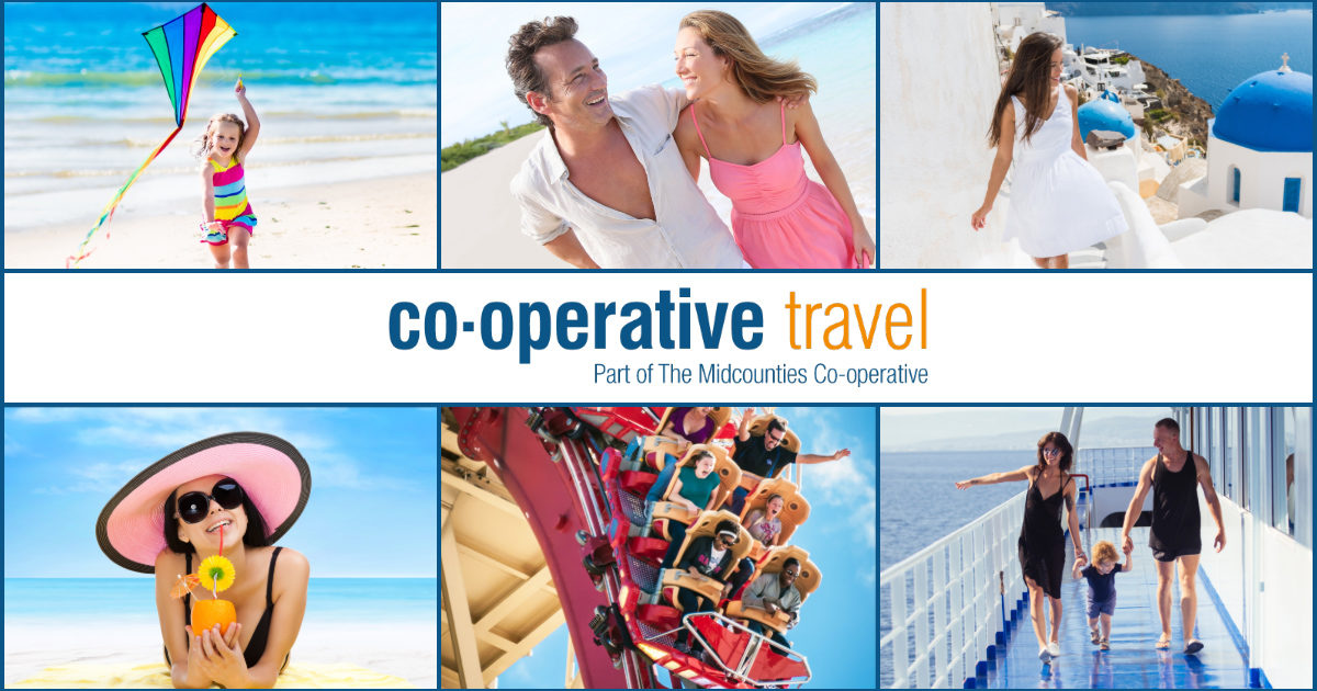 Official Co-operative Travel™ - Cheap Holidays, Last Minute