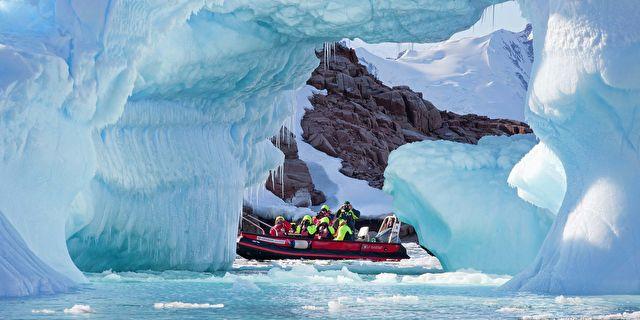 Antarctica, Patagonia & the Chilean Fjords
