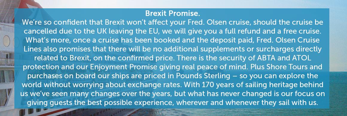 FOCAL Brexit Promise