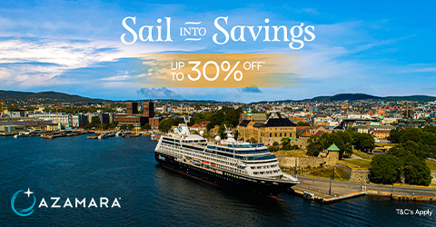 Azamara Club Cruises - Deals & Packages | Cruise1st com au