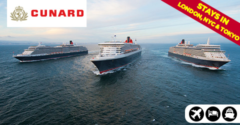 BRAND NEW THREE QUEENS