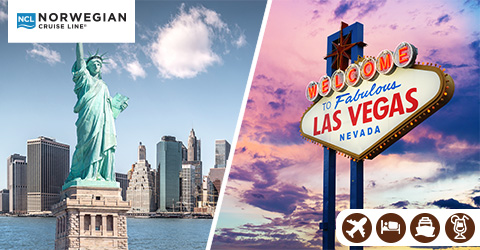 VEGAS, NEW ORLEANS & THE CARIBBEAN
