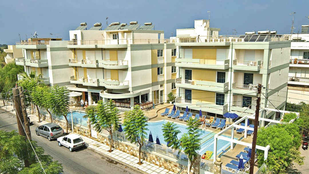 Angela Apartments