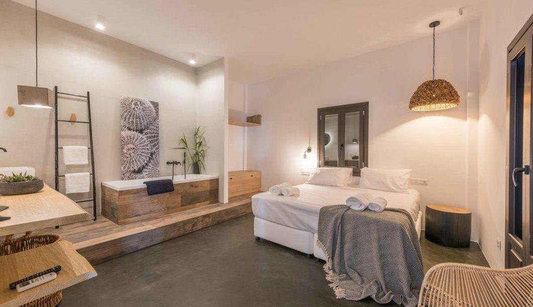 Black Cactus Apartments