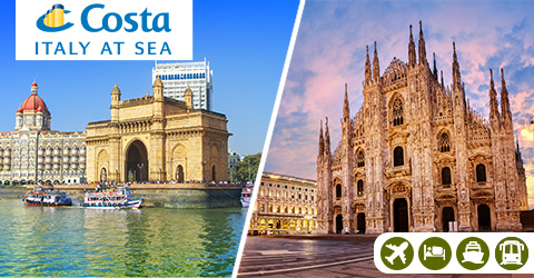 INDIA TO ITALY