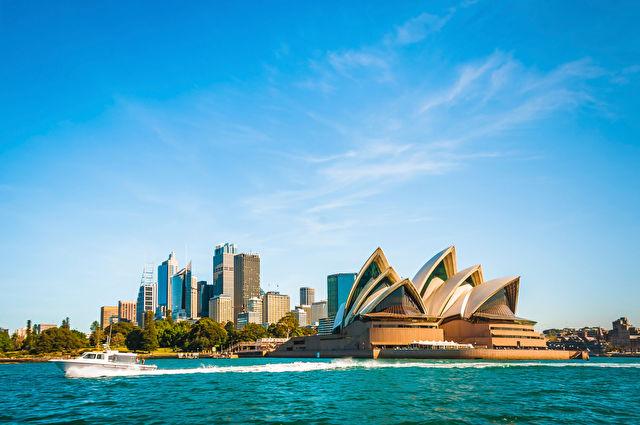 Sydney to Sydney