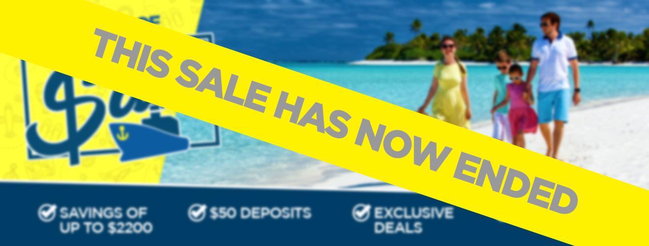 eofy cruise sale