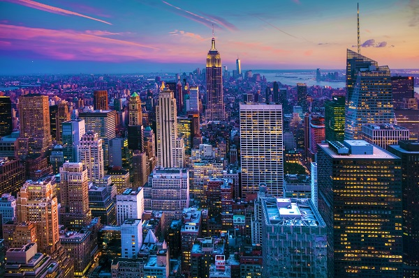 The Big Apple with Fire & Sunset Soirees