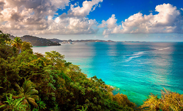 Southern Caribbean Medley Fly-Cruise