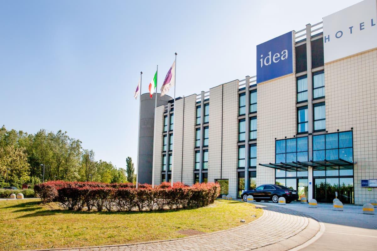 Idea Hotel Milano San Siro 01