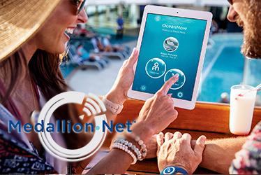 PROMOÇÃO MEDALLION NET A BORDO  (Wi-fi) grátis